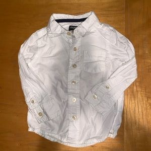 White dress shirt - 2T